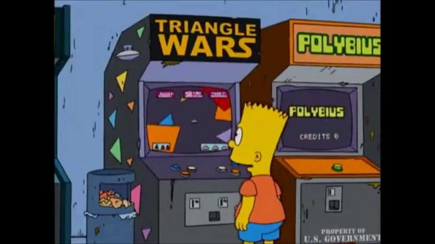 polybius-simpsons