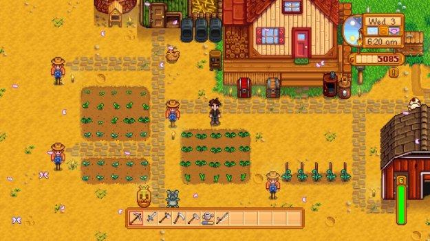 Winkle farm
